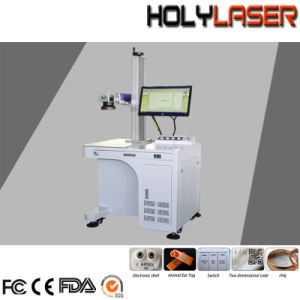 De Laser die van de Vezel van China Machine merken