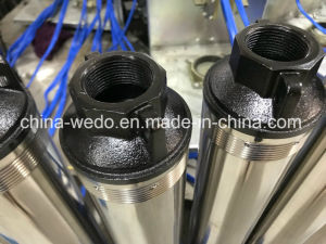 100qjd2/16-1.1 Electric pozo profundo bomba de agua para riego