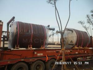 ステンレス鋼の化学液体の貯蔵タンク