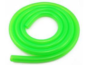 食品等級PVC明確なホースのビニールの管によって補強される適用範囲が広い透過管