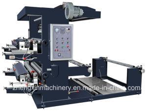 기계 Zxh-C21200를 인쇄하는 신기술 2 색깔 비 길쌈된 활판 인쇄