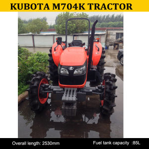 2016 Type de nid Kubota M704k, 4WD du tracteur Kubota Tracteur 704k