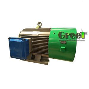 5kw 10kw 20kw NdFeB niedriger U/Min Dauermagnetdrehstromgenerator der hohen Leistungsfähigkeits-