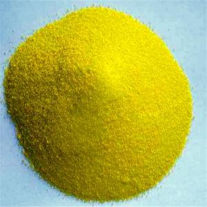 Al2O3 van 30% Inhoud Gele PAC voor de Behandeling van het Afvalwater