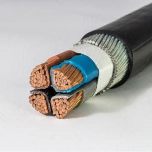 De hoge Kabel van de Macht van het Voltage Quanlity XLPE Geïsoleerdee