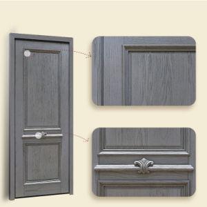 Portello interno del portello di legno solido del legname di 100%