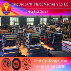 プラスチック贅沢Spc PVCビニールの床の床タイルの押出機機械