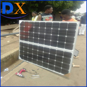 IP67 10mポーランド人の太陽動力を与えられたLEDの太陽ライト3年の保証100W