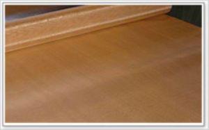 Pour le filtre à mailles métallique en laiton dans 15 à 250 Mesh