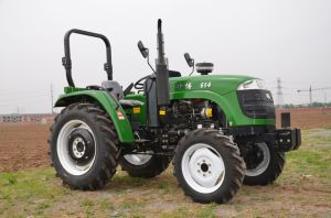 Het Landbouwbedrijf Ttractor van de Lage Prijs van de goede Kwaliteit 65HP voor Verkoop met Ce- Certificaat
