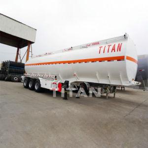 ディーゼルタンクトレーラーの炭素鋼の燃料42000リットルのTanker オイルTanker  販売のため