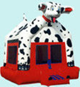 Ferme ordinaire Bounce House (BC-026)