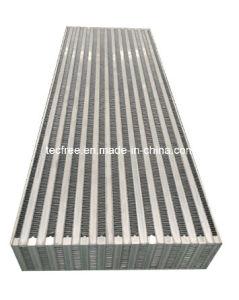 고품질 놋쇠로 만드는 알루미늄 열교환기 기름 냉각기 방열기 코어