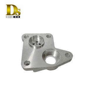 Moulage en aluminium Densen personnalisé de la gravité et l'usinage et de la surface de l'Oxydation Anodique libérer le couvercle de soupape pour le train à grande vitesse