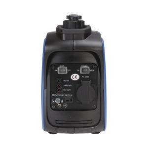 0.7KVA potencia de 4 tiempos de espera Portátil Generador Gasolina