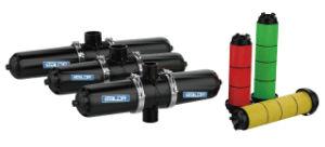Beste Verkoop 4  de Filter van de Schijf van de Irrigatie van het Type van H