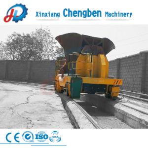 Carris de transferência de transporte alimentado por bateria de carro de transferência de panela de aço a quente