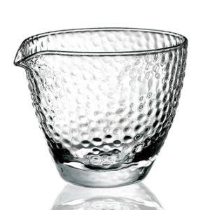 ホウケイ酸塩ガラスの茶メーカーのPyrexのガラス製品のティーカップをカスタマイズしなさい