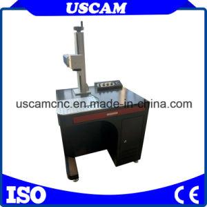 máquina de marcação a laser Uscam Fibra barata para metais