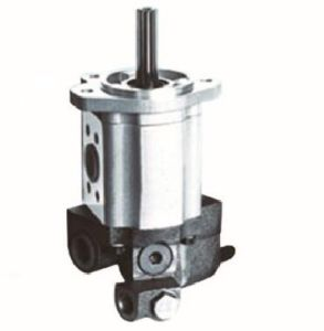 건축기계 Cbw/Fa를 위한 유압 벨브를 가진 유압 기어 펌프