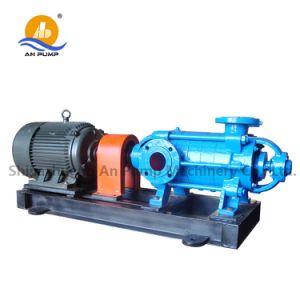 증기 보일러를 위한 수평한 원심 물 공급 다단식 펌프