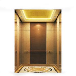 Miroir en acier inoxydable Accueil Villa panoramique d'observation de l'hôpital Ascenseur pour la vente au meilleur prix
