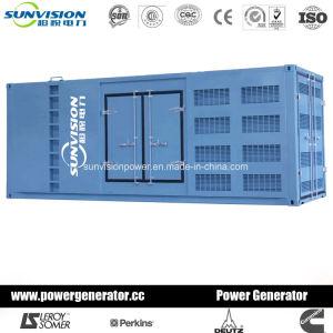 50Гц Cummins открытого типа 910ква дизельный генератор