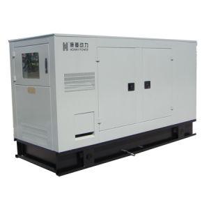 Super Cummins 143ква бесшумный генераторной установки 1500 об/мин