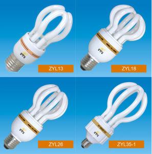E27 3W-85W CFL lâmpada economizadora de energia de iluminação