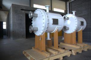 容易な維持の版およびシェルの熱交換器