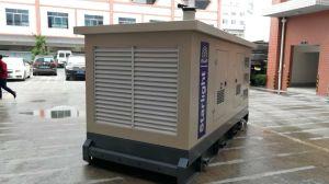 120kw 150kVA Perkins électrique 1106C-E66tag2 La puissance du moteur d'usine de groupe électrogène diesel silencieux