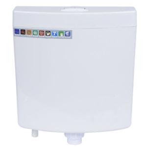 E65 Dual Flush cisterna de plástico