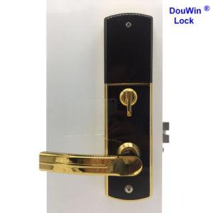 WiFi와 Bluetooth 호텔 나무로 되는 문을%s 열쇠가 없는 1개의 옆문 자물쇠