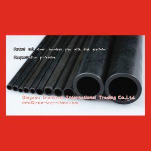 Tubo d'acciaio senza giunte trafilato a freddo reso paricolare per elaborare meccanico