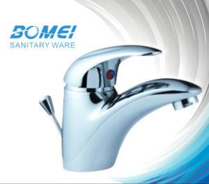 洗面器の熱く及び冷たいミキサーのコック(BM50503)