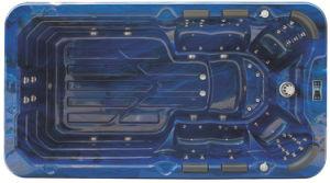 Vente en gros USA Acrylic Balboa Freestanding Outdoor SPA Pool (M-3337)