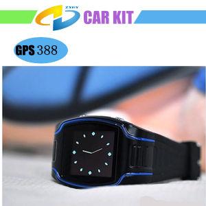 Vigilância de venda quente Rastreador GPS com o botão SOS e 2 Comunicação bidireccional