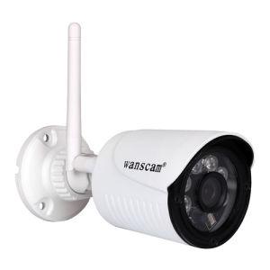 Wanscam Hw0022 im Freien drahtlose wasserdichte 2MP volle HD H. 264 Ableiter-Aufnahme IP-Kamera-maximales inländisches Wertpapier 128GB