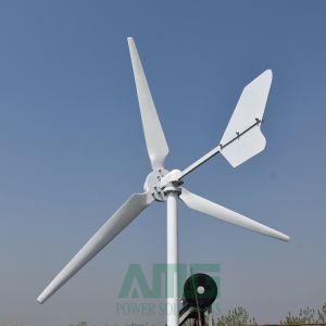 sistema orizzontale di energia eolica di 3kw 96/120/300V piccolo per sul sistema del vento della casa di griglia