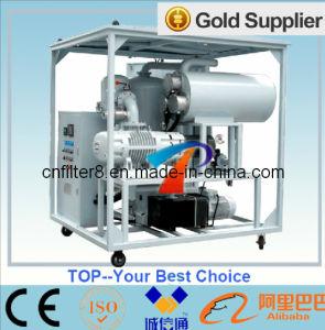 Utiliza aceite de transformador de doble etapa de filtrado de la deshidratación de la máquina (ZYD-50)