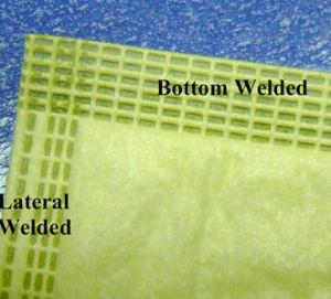 Sac de filtrage de machine à coudre à ultrasons (CE)
