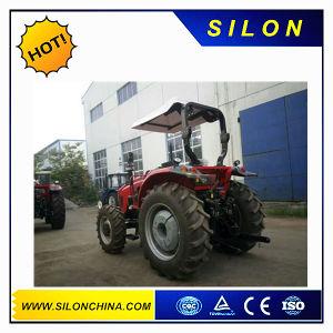 100HP de landbouw van 4WD Tractor Agriclture voor Kenia de Kongo Afrika