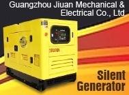 Los CDC250kVA Super Silencioso generador diésel Cummins