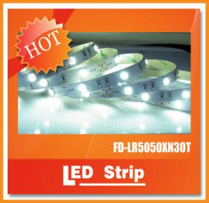 12V SMD5050 36W 30 LED IP20 de la banda LED luces decoración LED blanco.