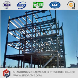 Sinoacme Altura Prefabricados de estructura de acero del edificio de oficinas