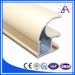 Profilo di alluminio scorrevole del portello del guardaroba di profilo di alluminio di Mutiple per mobilia