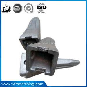 Exkavator-KOMATSU-Zähne/Hensley Zähne/grabende Zähne/Gleiskettenfahrzeug-Zähne/Trennmaschine-Zähne, die Teile Stahlschmieden schmieden