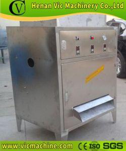 300 kg/h pelando la cebolla la cebolla de la máquina de acero inoxidable dispensador