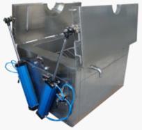 Полиуретановые Heat-Insulated Quadrate Девар