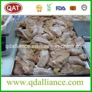Filé de peito de frango Halal congelados pelo lado abatidos